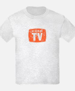 As Seen On TV Distressed T-Shirt