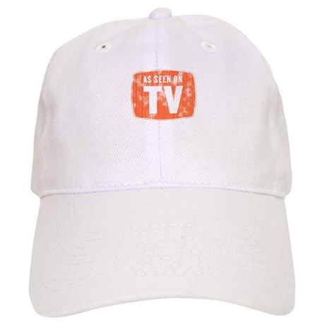 As Seen On TV Distressed Cap