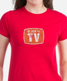 As Seen On TV Distressed Tee