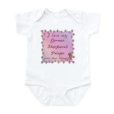 GSP Shopping Infant Bodysuit