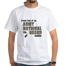 National Guard Dad (tags) Shirt