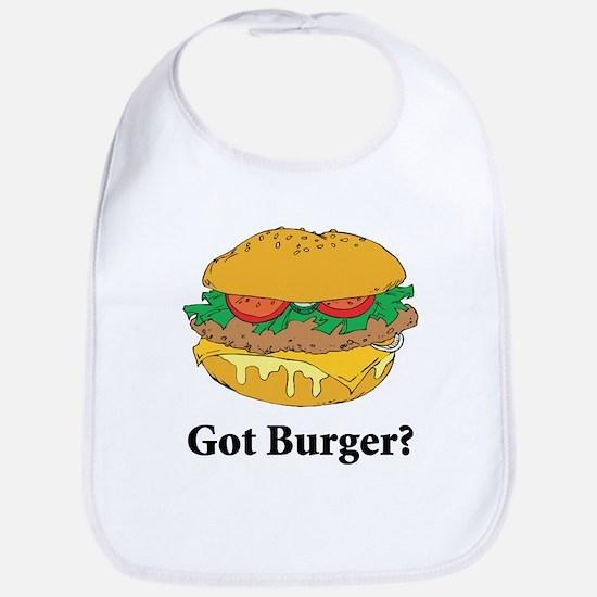 Got Burger Bib