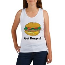 Got Burger Women's Tank Top