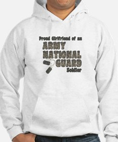 National Guard Girlfriend (tags) Hoodie