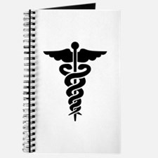Medical Symbol Caduceus Journal