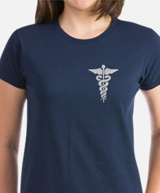 Medical Symbol Caduceus Tee