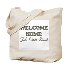 Job Well Done! Tote Bag