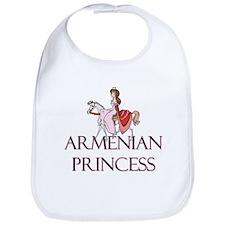 Armenian Princess Bib