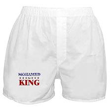 MOHAMED for king Boxer Shorts