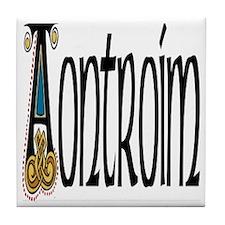 Antrim (Kells) Tile Coaster