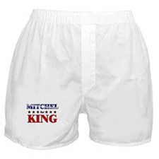 MITCHEL for king Boxer Shorts
