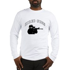Mens Long Sleeve T-Shirt - you're a merc, be proud