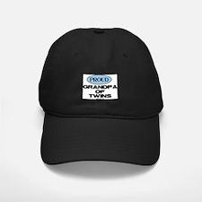 Grandpa of Twins - Baseball Hat