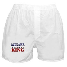 MISAEL for king Boxer Shorts