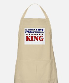 MISAEL for king BBQ Apron