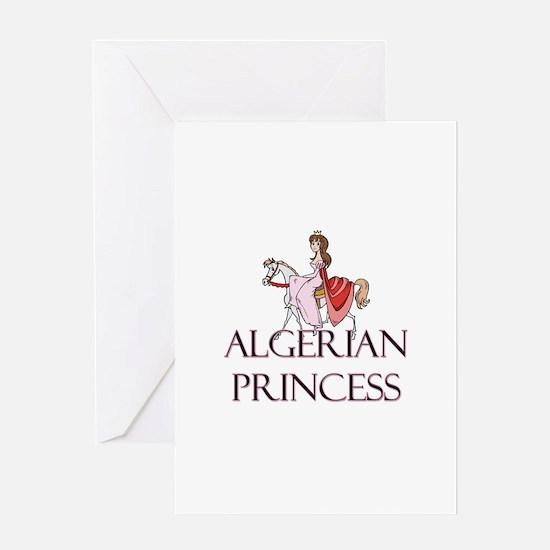 Algerian Princess Greeting Card