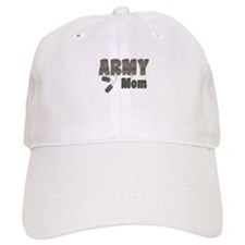 Army Mom (tags) Baseball Cap