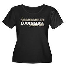 Someone in Louisiana T