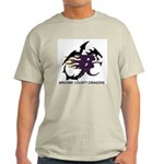 Broome County Dragons Ash Grey T-Shirt