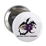 Broome County Dragons Button