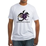 Broome County Dragons Fitted T-Shirt