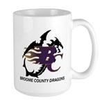 Broome County Dragons Large Mug