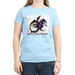 Broome County Dragons Women's Pink T-Shirt