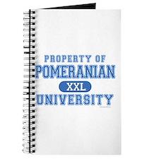 Pomeranian U. Journal