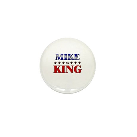 MIKE for king Mini Button (10 pack)