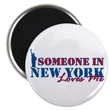 Someone in New York Magnet