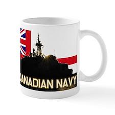 Royal Canadian Navy Small Mugs