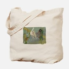 Silks Style Tote Bag