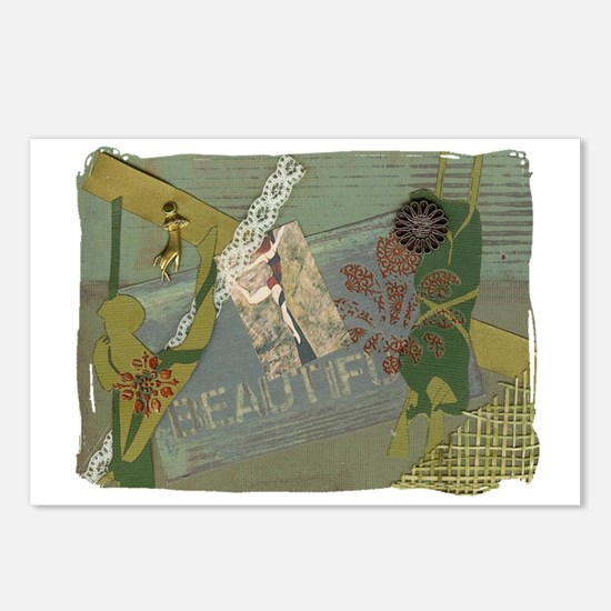 Silks Style Postcards (Package of 8)