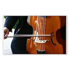 Viols in Our Schools Viola da Gamba Decal