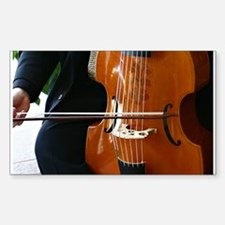 Viols in Our Schools Viola da Gamba Decal