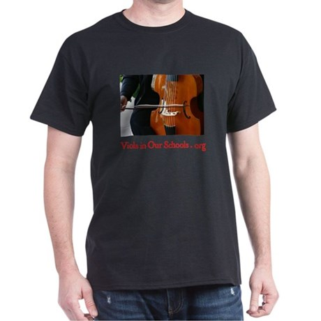 Viols in Our Schools Dark T-Shirt