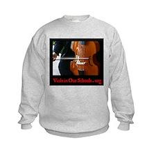 Viols in Our Schools Sweatshirt