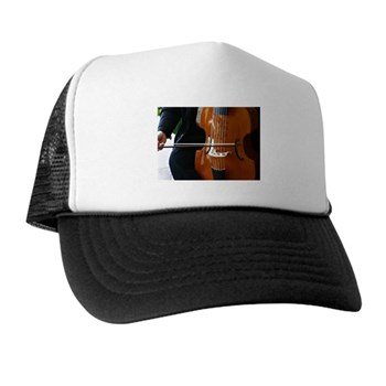 Viols in Our Schools Viola da Gamba Trucker Hat