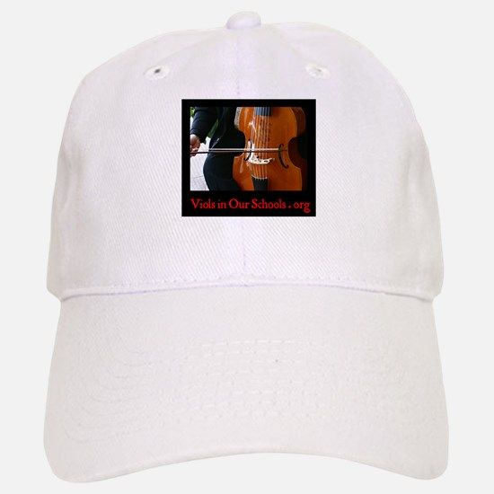 Viols in Our Schools Baseball Baseball Cap