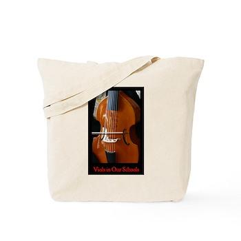 Viols in Our Schools Tote Bag