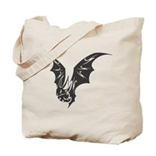Black Bat #50 Tote Bag