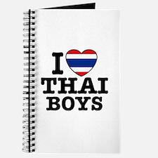 I love Thai Boys Journal