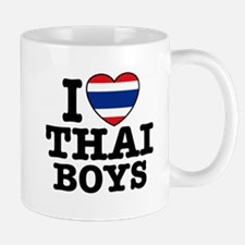I love Thai Boys Mug