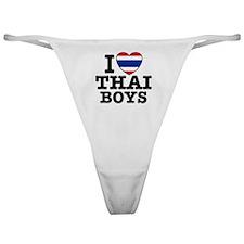 I love Thai Boys Classic Thong