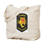 Illinois State Police EOD Tote Bag