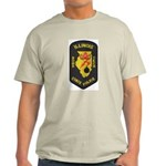 Illinois State Police EOD Light T-Shirt