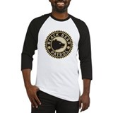 Black bear Baseball Tee
