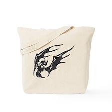 Black Bat #46 Tote Bag