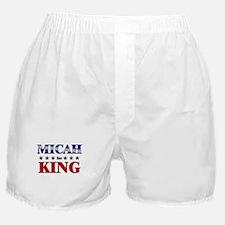 MICAH for king Boxer Shorts