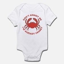 Dont Annoy Me Infant Bodysuit